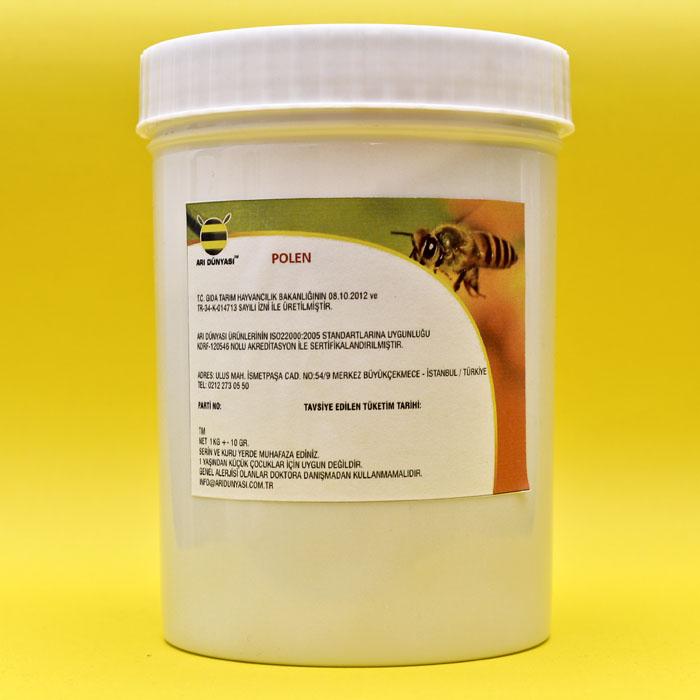 Arı Poleni--Naturel- (1000 gramlık Paket)