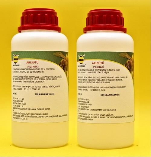 Saf Arı Sütü -Doğadaki Haliyle ~1,7 HDA - 470 gr.